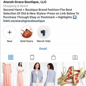 Meet your Posher, Atarah Grace Boutique, LLC